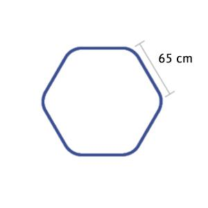 Pre-school Tables - Hexagonal top