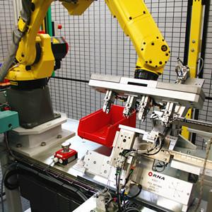 Bespoke Assembly Machines - Market leading assembly systems to the world's most successful manufacturers