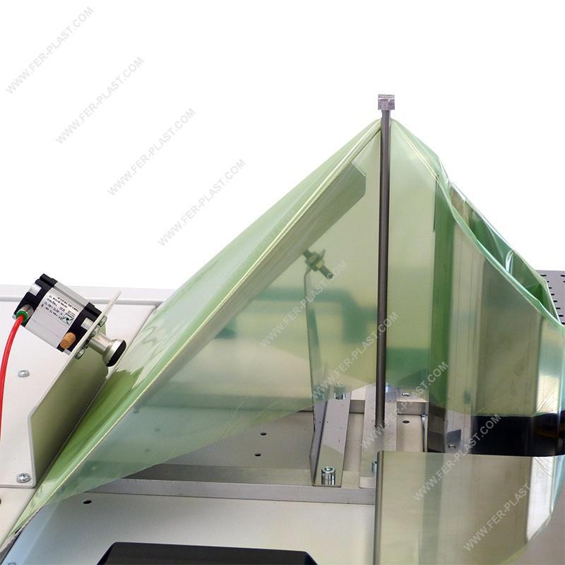 Film per confezionamento con XBAG - Imbustatrici e dosatori