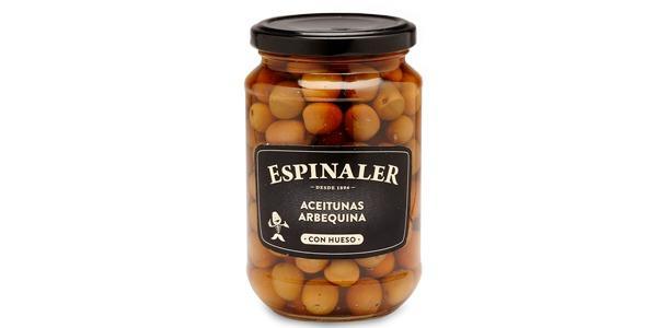 Alberquina Olives 350g- Espinaler - Hams and Sausages
