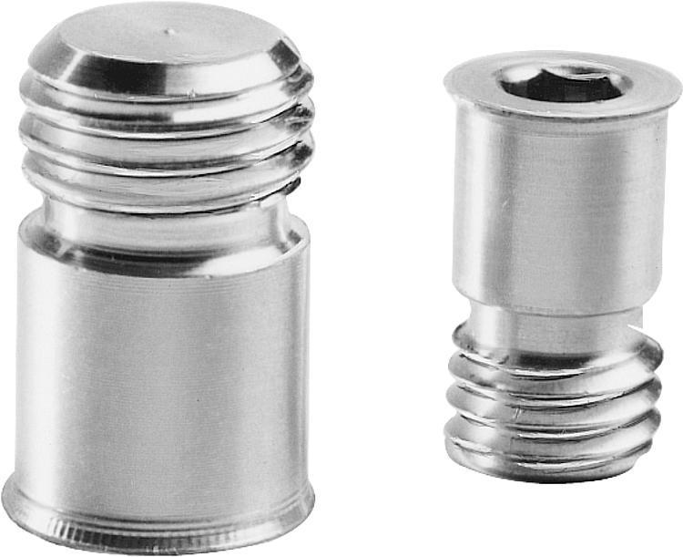 Bouchon de protection en aluminium - Accessoires