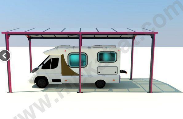 abris et garages camping cars en kit abris sky car intermat france. Black Bedroom Furniture Sets. Home Design Ideas