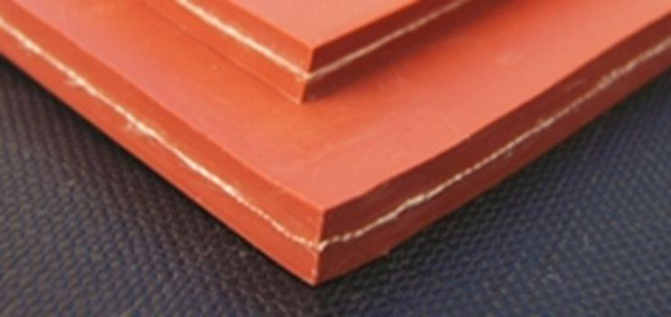 Silicone Rubber Sheet (Solid) - Reinforced Silicone Rubber Sheet