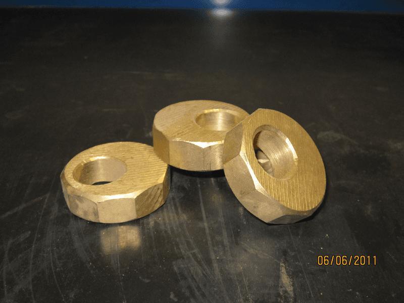 decagoni in bronzo - bottali manutenzione e ricambi