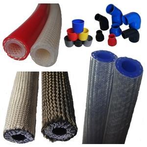 braided silicone hose