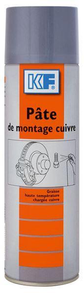 Graissage - PÂTE DE MONTAGE CUIVRE
