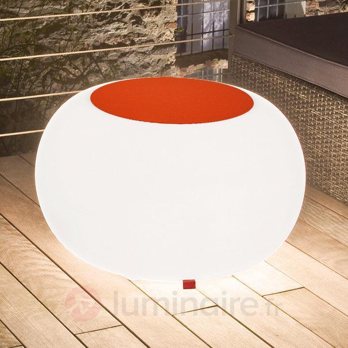 Tabouret/Table d'appoint BUBBLE pour l'extérieur - Mobilier de jardin