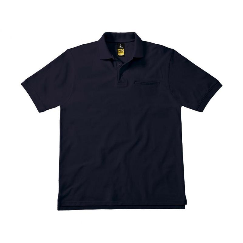 Polo poche Workwear - Manches courtes