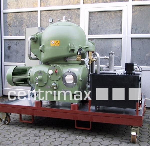 GEA Westfalia Separator Self-cleaning disc centrifuge - OSA 20-02-066