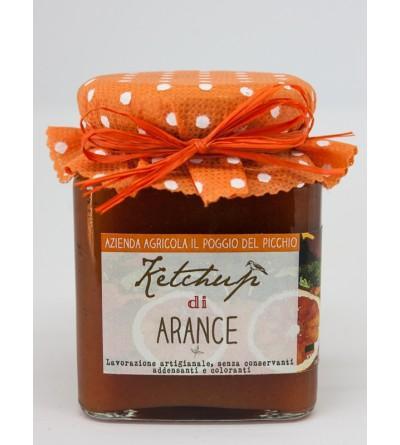 Ketchup di Arance - Confetture