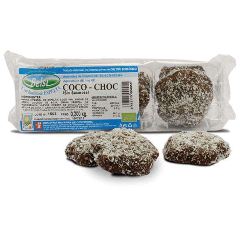 Coco-choc - PASTRIES