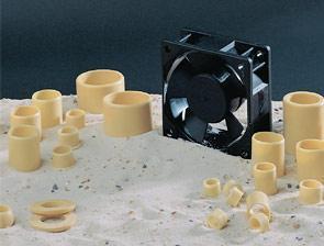 Wear-resistant bearings - iglidur® J: