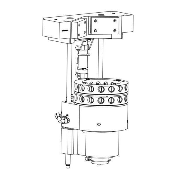 BOITE DE RINCAGE - Electrostatique Liquide