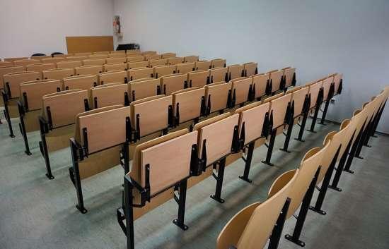 auditoriju krēsli