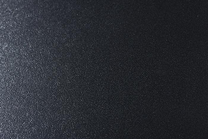 Spanplatte/ Dekorspanplatte - Schwarz - null