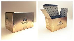 картонная упаковка для парфюмерии