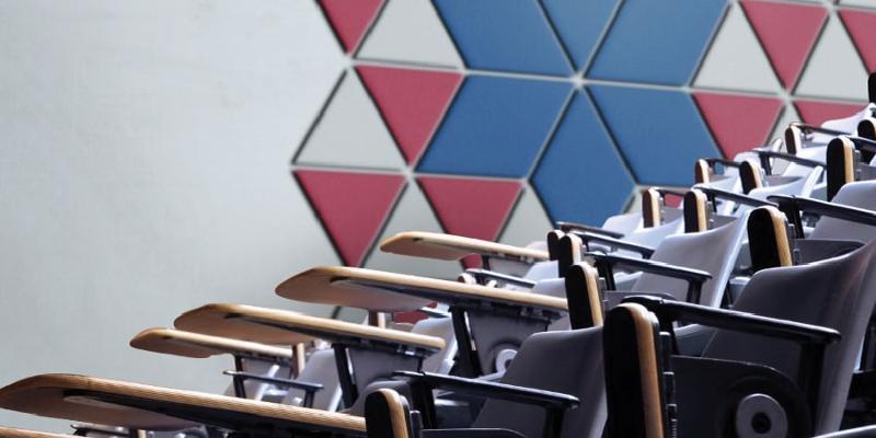 Sistemas de paneles de pared acústicos - Wallsorba