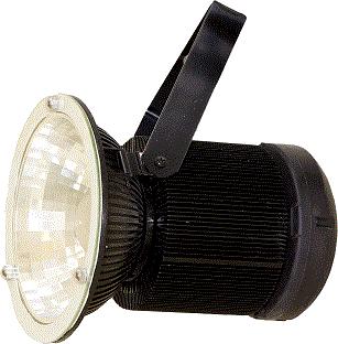 Уличный светодиодный светильник Зарница F 50 - Уличный светодиодный светильник мощностью 50