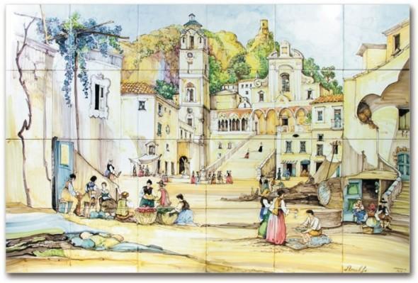 I Pannelli - Pannelli artistici - Amalfi