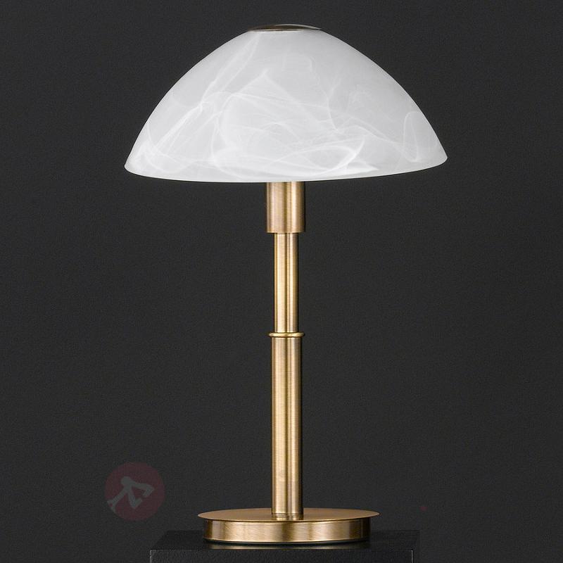 Lampe à poser Classica, variateur à 3 niveaux - Lampes de chevet