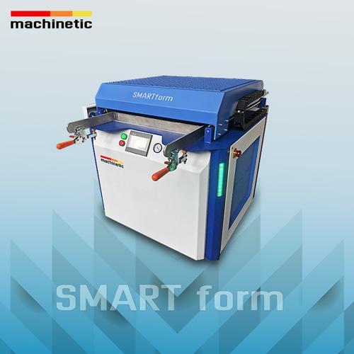 Настольный вакуумный формовщик SMART form - оборудование вакуумной формовки