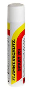 Flammenschutzspray 201 / 400ml-Dose - null