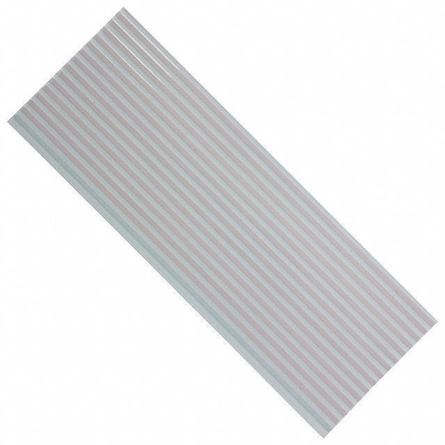 "CABLE FLAT FLEX 15COND 0.100"" - Parlex USA LLC PSR1635-15"