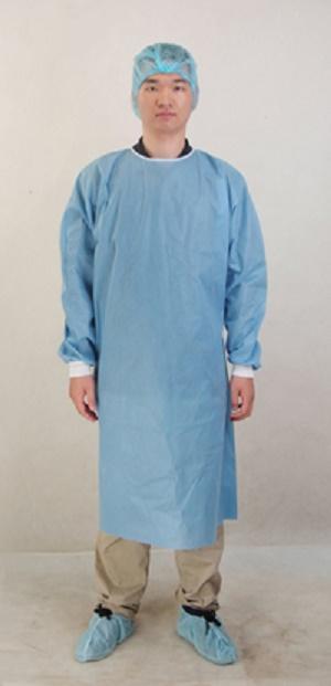 Vestido quirúrgico protector de Ropa del cuerpo
