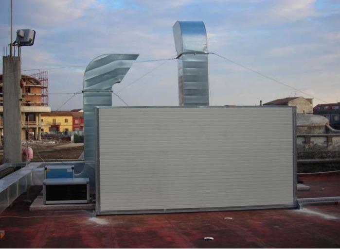 Barriere acustiche - Silenziatori acustici - Isolamento acustico