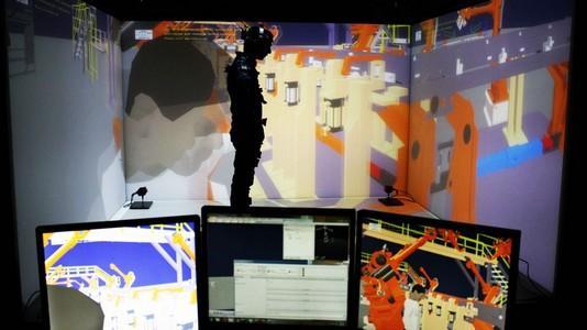 Human Body Tracking  - Mettre les utilisateurs au cœur du processus de conception prototypage virtuel