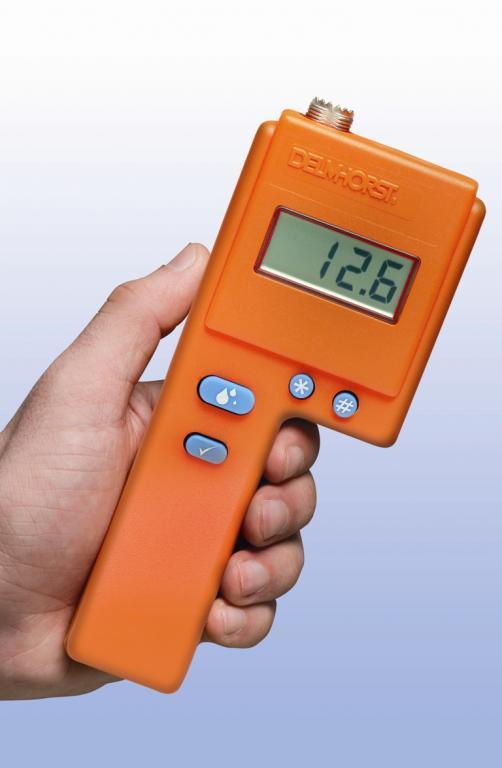 Cotton moisture meter, C-2000 - Agriculture