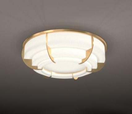 1930 s ceiling lamp - Model 355