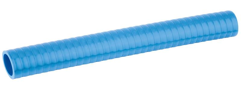 Protective plastic hose - Protective hose with blue surface for certified use in the food industry