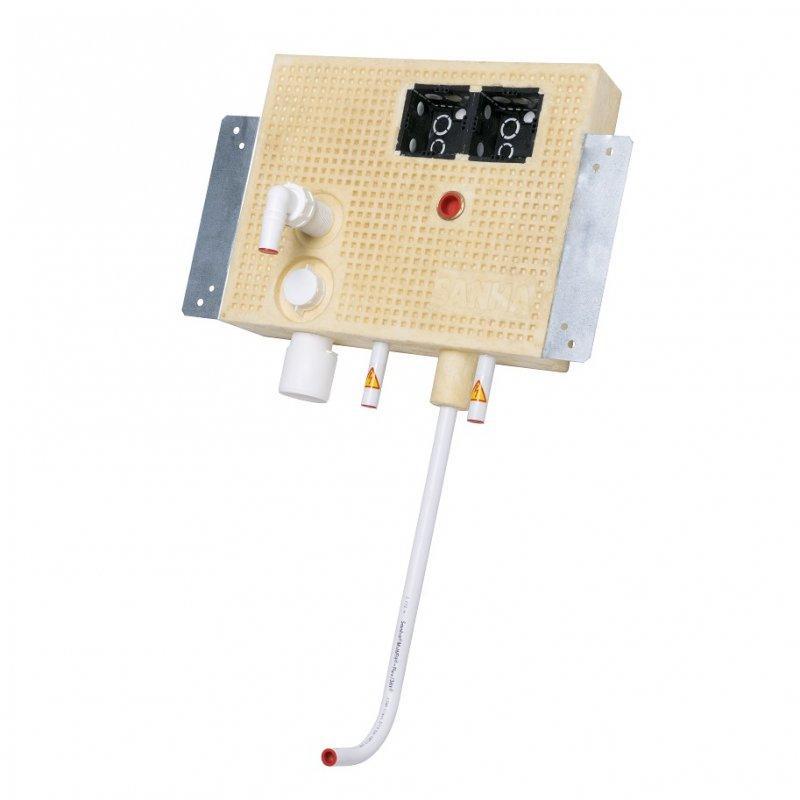 Waschtisch-Montagebox 25-WM-T - SANHA®-Box - Montagebox für Waschtisch 25-WM-T