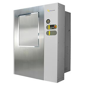 Power Door Autoclaves - 450L Power Door Steam Heated