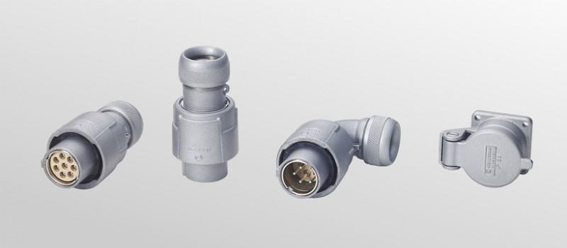 Modulare Steckverbinder G18 - Steckverbinder aus Aluminiumdruckguss