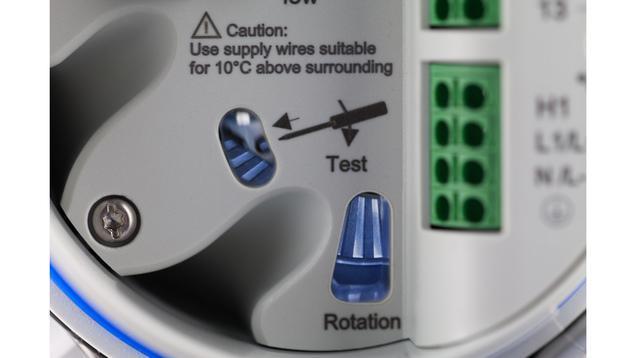 mesure detection niveau - detecteur niveau palette rotative FTE20