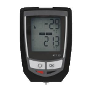 Enregistreur de température - Enregistreurs de température et/ou humidité