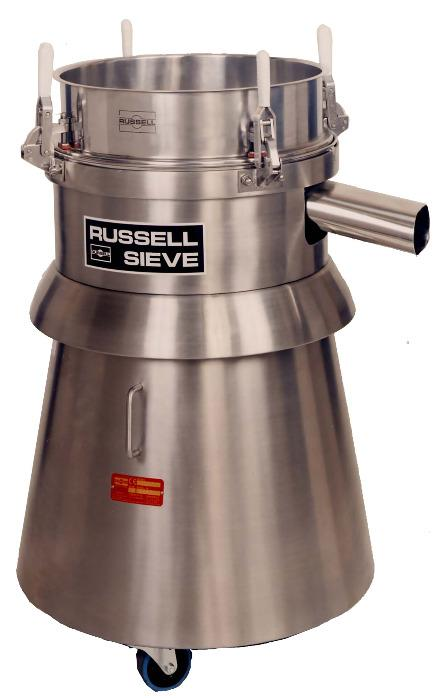 """Finex 22"""" - Industrial Sifter & Sifting Equipment"""