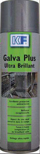 Produits anti-corrosion - GALVA PLUS ULTRA BRILLANT