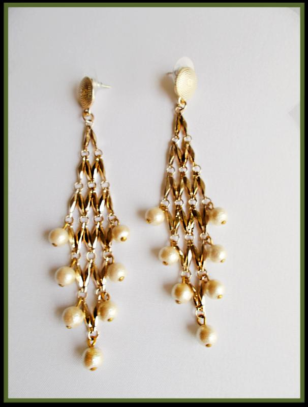Boucles d'Oreilles - Antonina