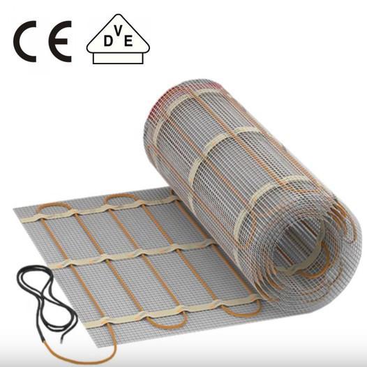 Dünnbettheizmatten, elektrische Fußbodenheizung - null