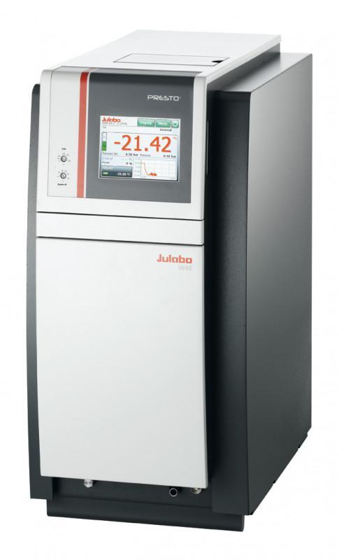 PRESTO W40 - Sistemi di regolazione della temperatura PRESTO - Sistemi di regolazione della temperatura PRESTO