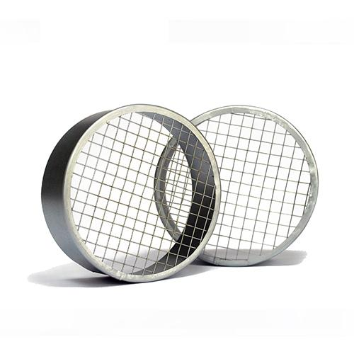 Duct connector SP, Duct coupling with mesh screen SO - null