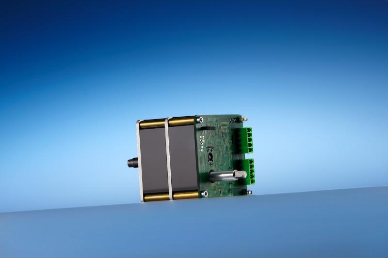 Riduttore coassiale N 64 V 30 - Riduttore coassiale molto compatto e robusto fino a 3 Nm