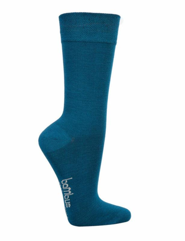 2170 - Bamboo Health Socks - Hand linked soft seams. Fine quality. Reinforced toe and heal. Bamboo cellulose.