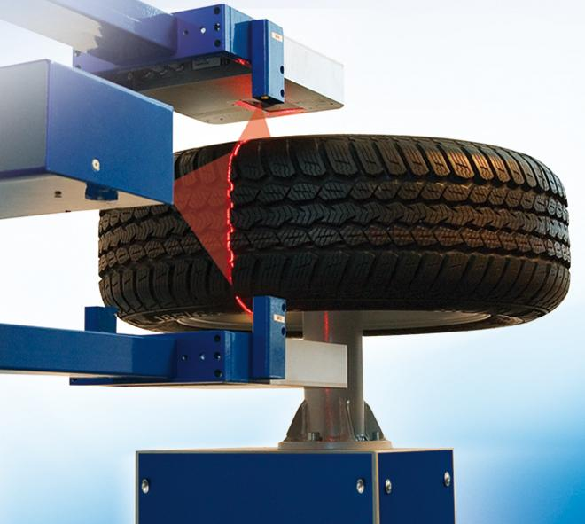 Measuring and inspection systems for rubber and tires - rubber and tire inspection