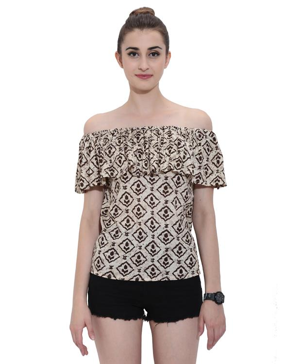 Printed Rayon Blouse & Tunics - OEM & Custom Development offered