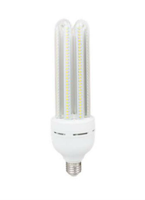 Lampadine LED E27 T5 - 38W trasparente 3000/6400K 3320/3660lm