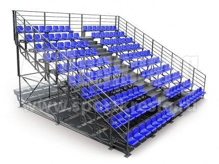 Stadium grandstand - Quick installation portable grandstand